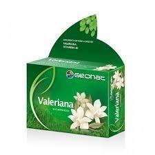 GEONAT VALERIANA 40 COMP SUP DIE Suplemento dietario Valeriana x 40 comp