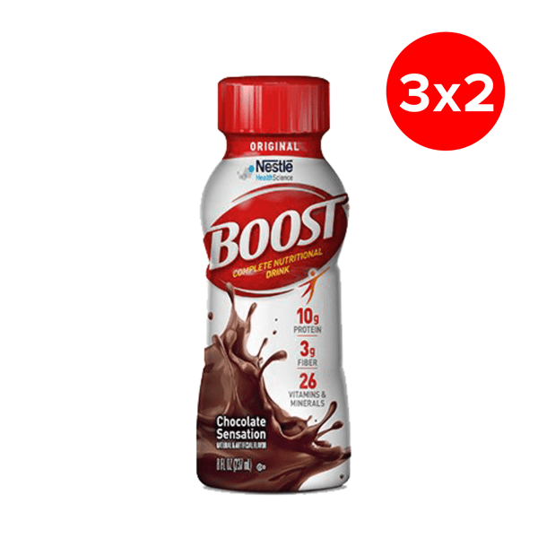 Boost Suplemento Nutricional Chocolate 237 ml Nestle  3X2