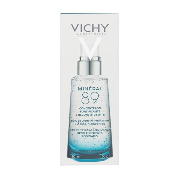 Vichy Mineral 89 X 50ml