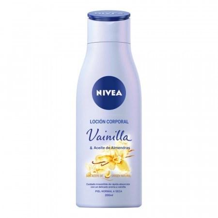 Nivea Corporal Vainilla x200ml Crema