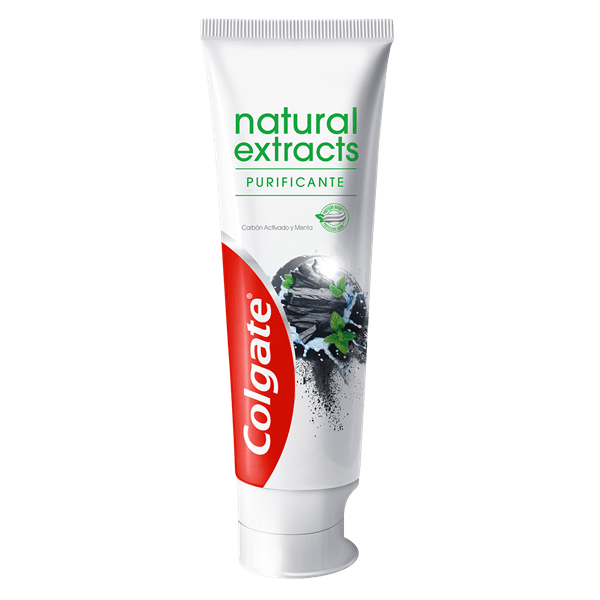 Pasta Dental Colgate Natural Extracts Purificante X 90 Gramos alt