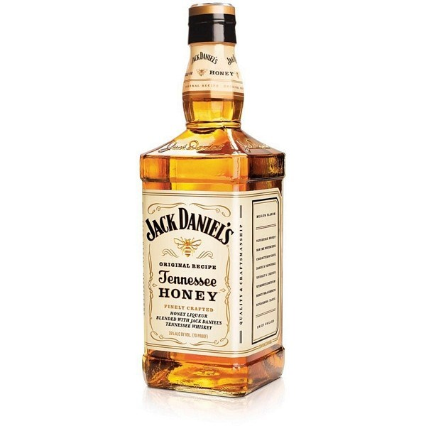 JACK DANIELS HONEY x 750 CC