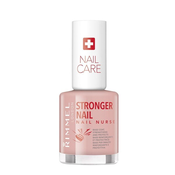Rimmel London - Nail Nurse Stronger