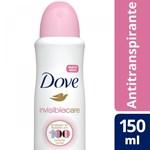 Desodorante Dove Invisible Care Dry Floral X 89 Gr  #1