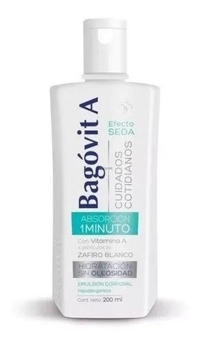Bagovit A Emulsión Cuidados Cotidianos Efecto Seda 20% OFF x 200ml