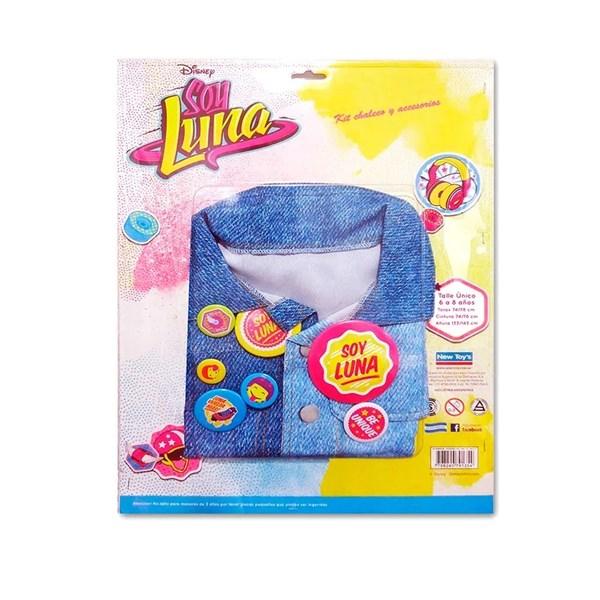 Kit Soy Luna Chaleco + Accesorios