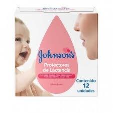 Johnson's Protectores Mamarios x12u