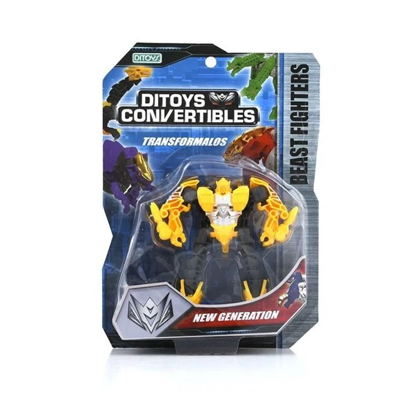 Transformers Beast Fighters Ditoys