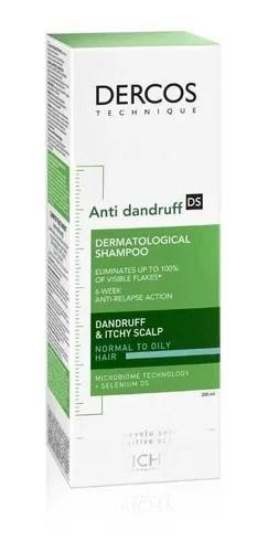 Vichy Shampoo Dercos Anticaspa Sensitive 200ml