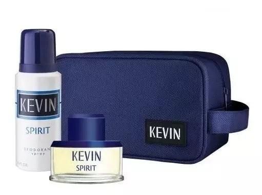 Perfume Kevin Spirit Necessaire