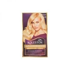 Koleston Kit N° 120 Rubio Claro Especial