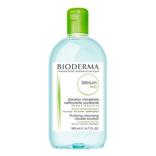 Bioderma Sebium H2o 500 ml #1