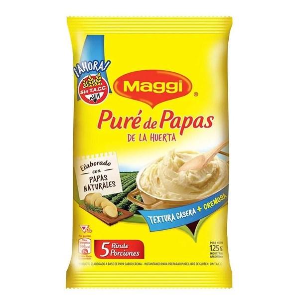 PURE DE PAPAS MAGGI x 125 GRS
