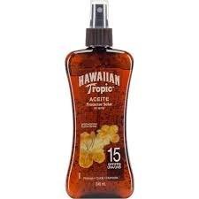 Hawaiian Tropic Aceite Bronceador SPF 15 240ml