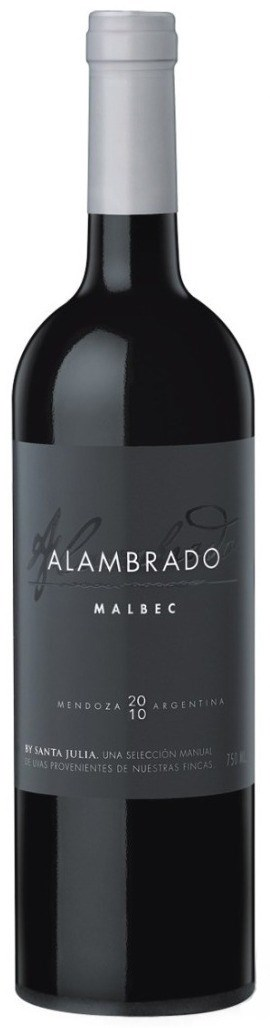 ALAMBRADO MALBEC x 750 CC