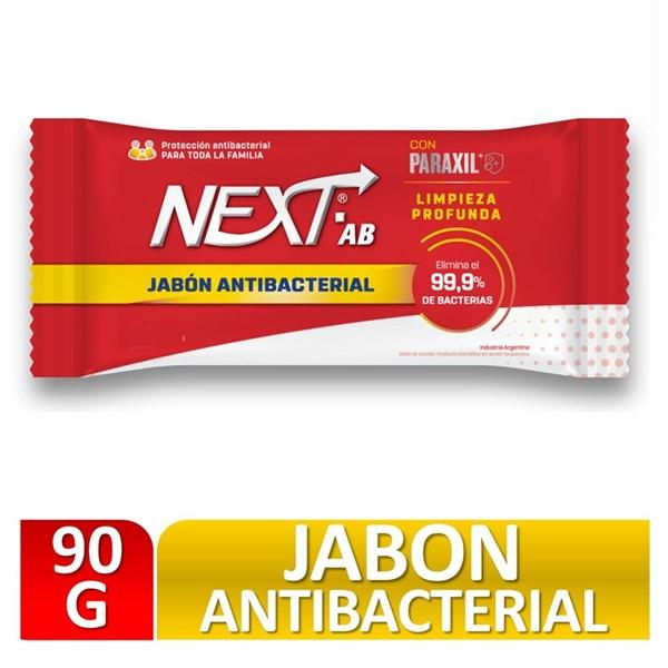 Jabón Antibacterial Next