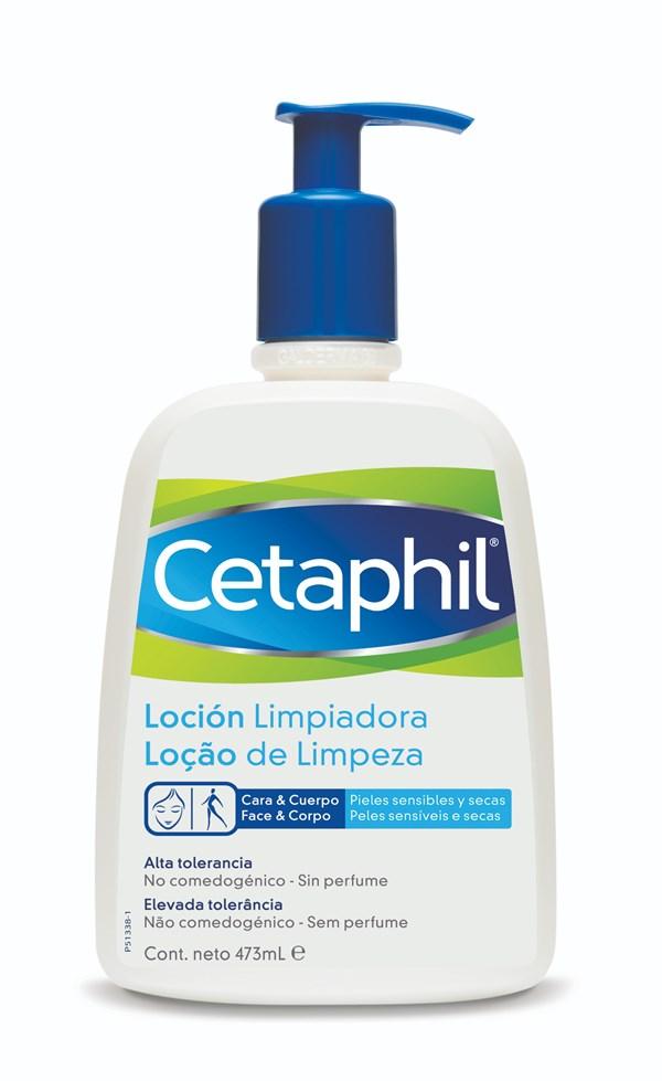 Cetaphil Loción Limpiadora X 473 Ml