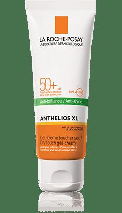 Anthelios Gel Crema Toque Seco Color c/ Antibrillo FPS 50 + #1