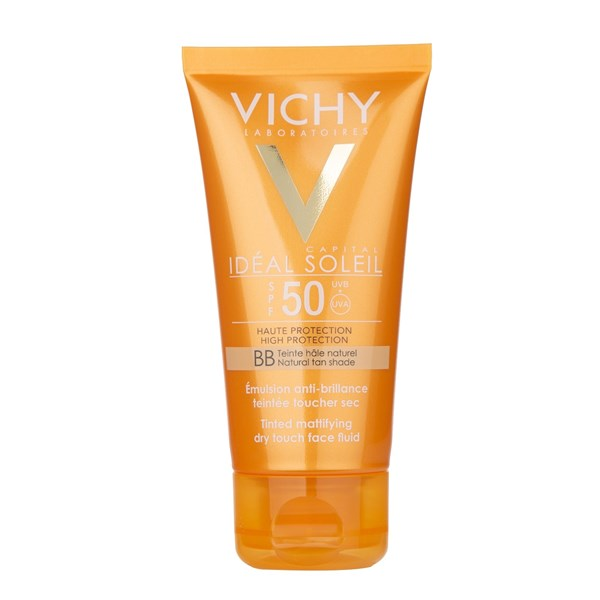 Vichy Ideal Soleil Bb Toque Seco Color Fps 50 X 50 Ml #1