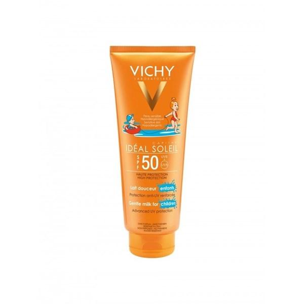 VICHY Ideal Soleil Leche Ninos FPS50 T Pomo 300 ml.