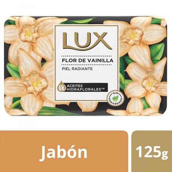Jabon Lux Flor De Vainilla X 125 Gr