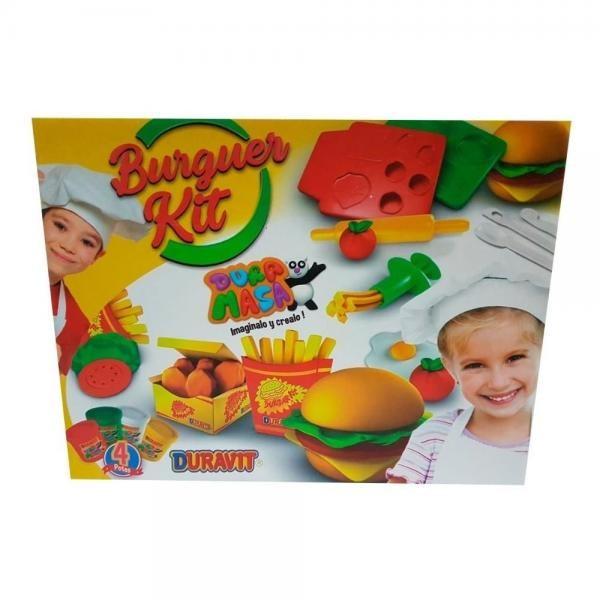 Duravit Masas Burger Kit