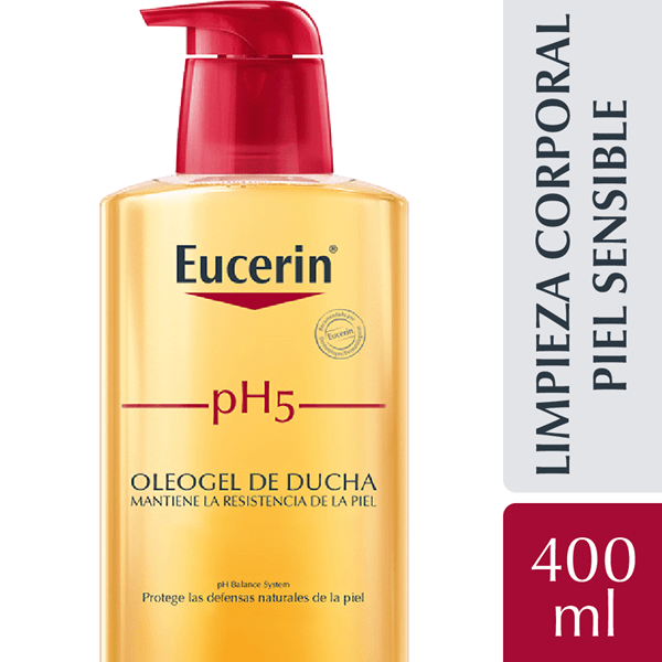 Eucerin pH5 Aceite De Ducha 400 Ml