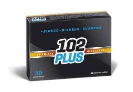 102 Suplemento Dietario x 30 Unidades Plus Vitamina B