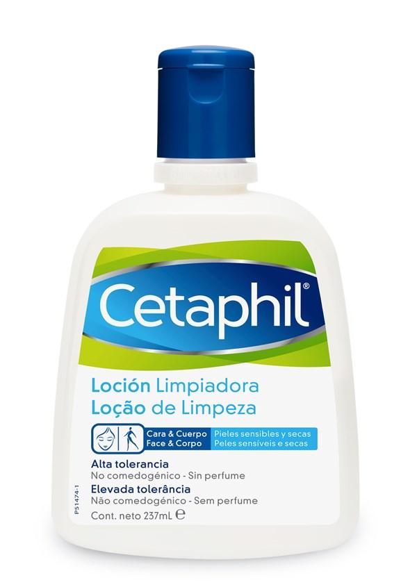Cetaphil Loción Limpiadora X 237 Ml