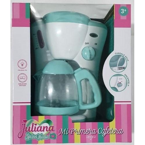 Juliana Mi Primera Cafetera Con Luz Y Sonido alt