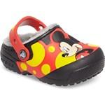 Crocs Funlab Lined Mickey Clog Black #1