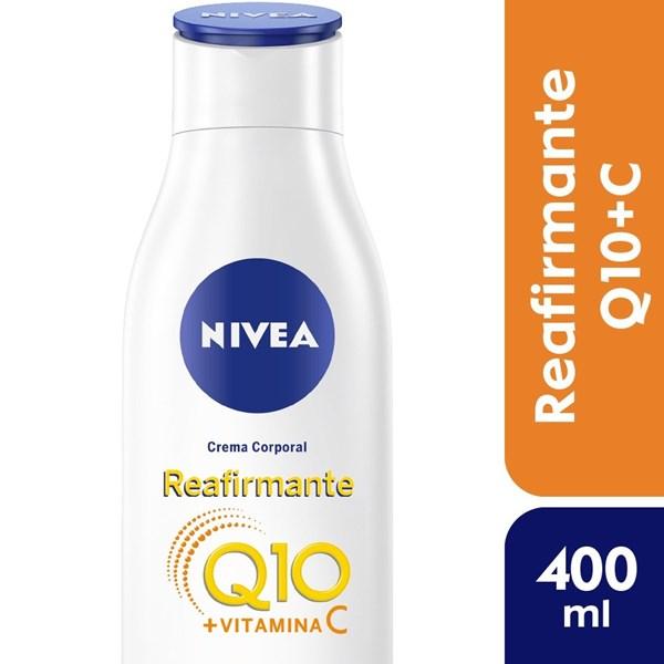Nivea Body Reafirmante Q10 Plus X 250