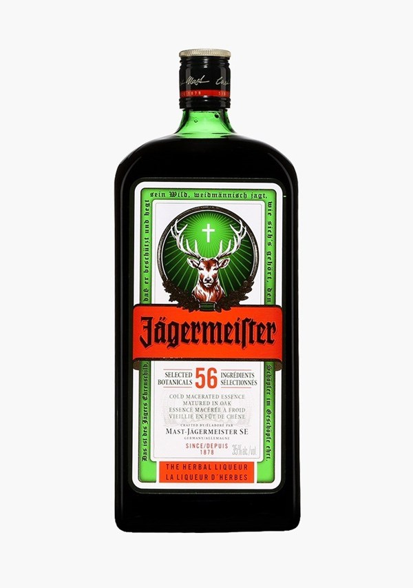 JAGERMEISTER x 1750 CC