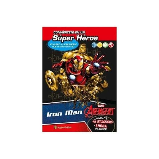 Guía Del Perfecto Super Héroe Ironman