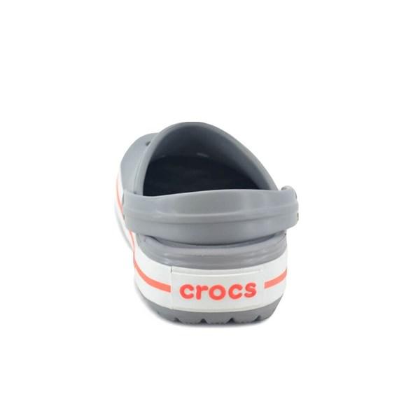 Crocs Band Light Grey Coral Nº 37 alt