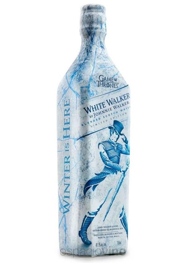 JOHNNIE WALKER WHITE LABEL x 1L