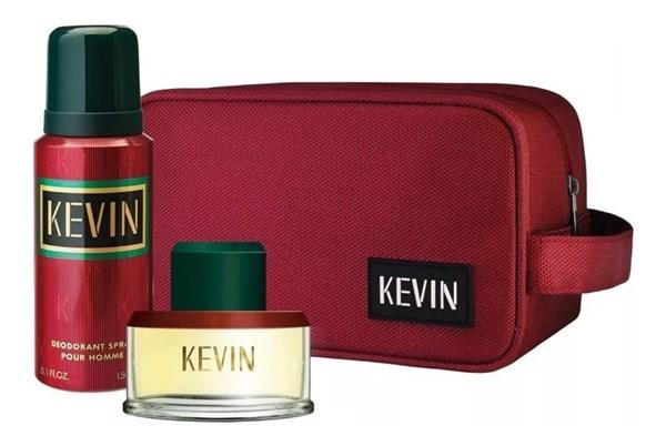 Kevin Perfume Estuche (EDT 60ml + Deo 150ml)