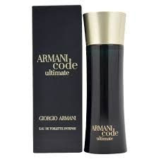 Armani Code Ultimate Intense Men EDT x75ml  #1