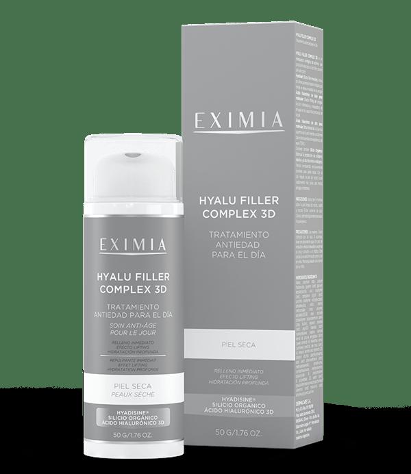 Eximia Hyalu Filler Complex 3d Piel Seca Airless 50 g