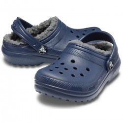 Crocs Classic Lined Clog C- Blue Jean alt