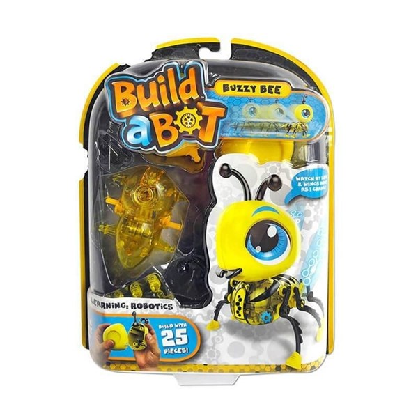 Build A Bot Buzzy Bee Juguete Para Armar