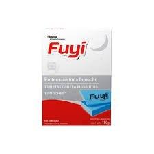 Fuyi Tabletas Antimosquitos x16