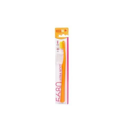 Cepillo Dental Bucal Tac 5680 C/Capuchon Ultra Soft