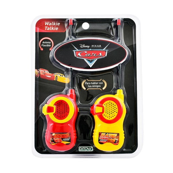 Walkie Talkie Disney Cars Juguete Ditoys