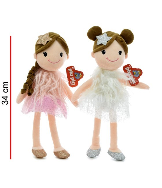 Muñeca 20cm Phi Phi Toys