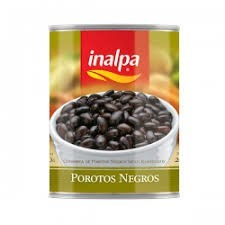 POROTOS INALPA NEGROS x 350 GRS