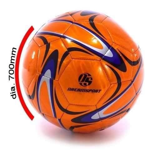 Pelota De Fútbol De Cuero Sintético Dream Sport Nº5 PF14 alt