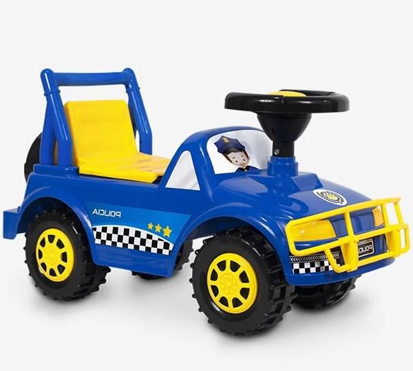Andarín Auto Policía Kuma Kids