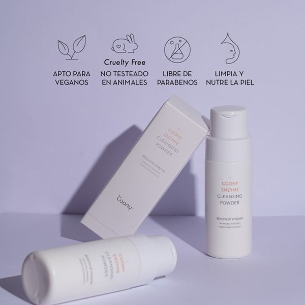 Coony Enzyme Cleansing Powder x 50gr alt