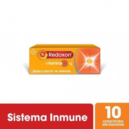 Multivitaminico Redoxon Efervescente 1 Gramo Comprimidos X 10